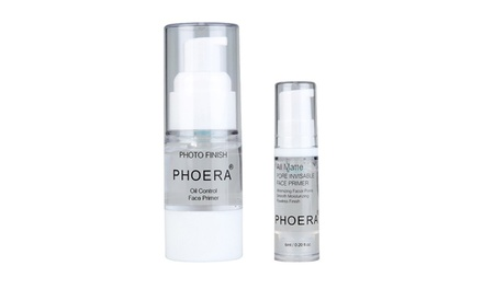 One, Two or Three Phorea Photo Finish Primer 6ml or 18ml