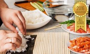 """מבשלים חוויה - ראשל""""צ: עולם שלם של טעמים: מגוון סדנאות בישול לבחירה המציעות שלל טעמים מהעולם, החל מ-210 ₪ בלבד לסדנת יחיד"""