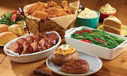 2, 5, 10, or 20 Groupons, Each Good for $10 Worth of Food and Drinks at Ryan's (Ovation Brands) (Up to 40% Off)