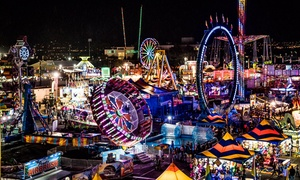 Up to 50% Off Admission to New Mexico State Fair at New Mexico State Fair, plus 6.0% Cash Back from Ebates.