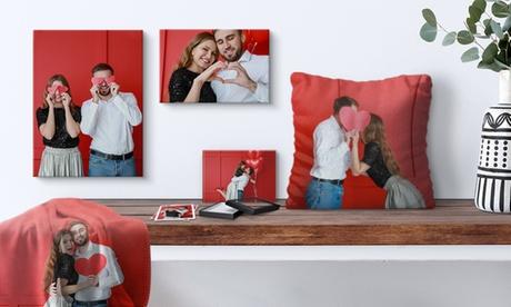 Productos personalizados fotográficos para San Valentín desde 1€ en Photo Gift
