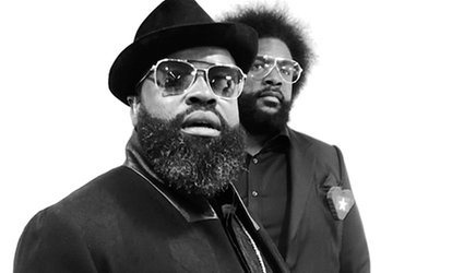 The Roots on July 1 at 6 p.m.