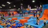 Up to 50% Off Jump Pass or Party at Altitude Trampoline Park