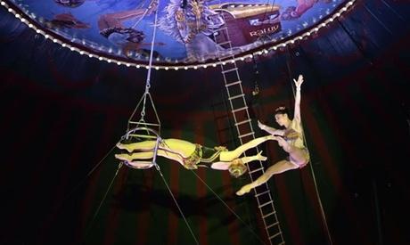 Entrada para el espectáculo Circo Raluy Legacy del 10 al 13 de noviembre desde 5 € en el Parc de la Devesa de Girona
