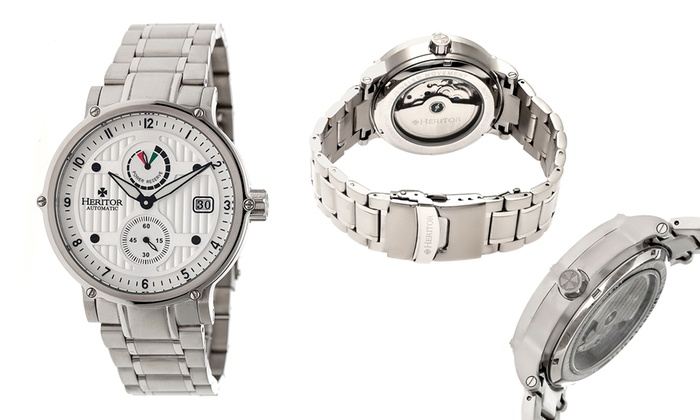 Heritor Automatic Mens Watches Leopold 4