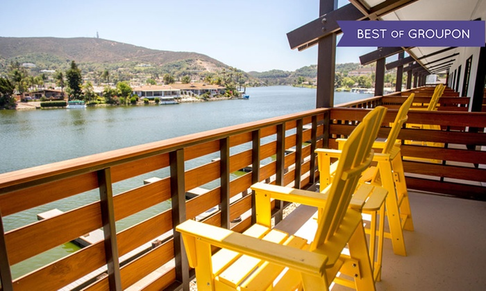 4-Star Lakeside SoCal Resort with Waived Daily Resort Fee