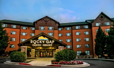 Stay at Rocky Gap Casino Resort in Cumberland, MD, with Dates into January 2019