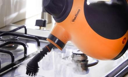 VonHaus Hand-Held Steam Cleaner