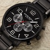 Akribos XXIV Men's Watch Quartz Multifunction Dial