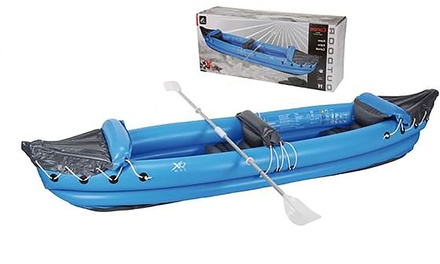 Black Diamond 3m Canoe Set with Paddles for £53.99
