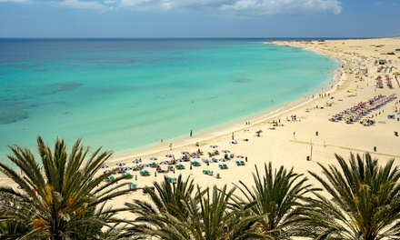 ✈ Fuerteventura: 5 to 14Night All Inclusive Stay at 4* Atlantis Suite Hotel with Flights and Airport Transfers*