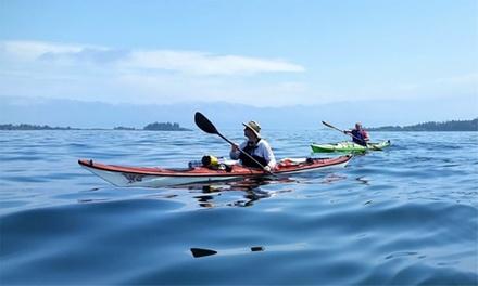 Alquiler de 2 kayaks durante 1, 3 u 8 horas para hasta 2 personas en Wind Pirates (hasta 58% de descuento)