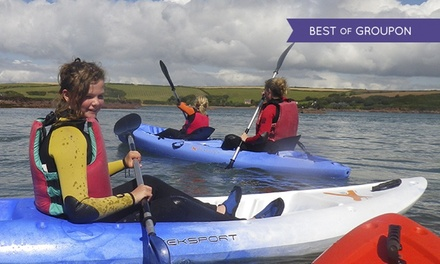Pembrokeshire, Scotland, Devon or Surrey: 3 or 5 Nights for Up to Four with Meals and Activities at Real Family Holidays