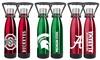 NCAA Ultra Water 18oz. Stainless Steel Vacuum Bottle: NCAA Ultra Water 18oz. Stainless Steel Vacuum Bottle