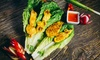 Sambal - Irvington Waterfront: Thai and Malaysian Dinner for Two or Four at Sambal (Up to 43% Off). Four Options Available.