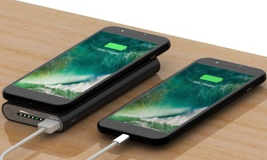 Jarv 10,000mAh Power Bank with Wireless Charging Pad