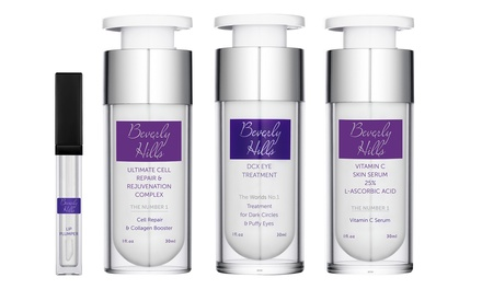Beverly Hills Skin Care Products