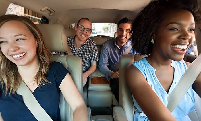 Sidecar LLC: $10 for $30 Worth of On-Demand Ride Sharing for New Accounts Only from Sidecar LLC