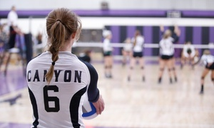Grand Canyon University Volleyball Camps: One-Day Youth Clinics and Three-Day Youth Camps at Grand Canyon University Volleyball Camps (Up to 46% Off)