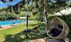 Castel Gandolfo: ingresso piscina