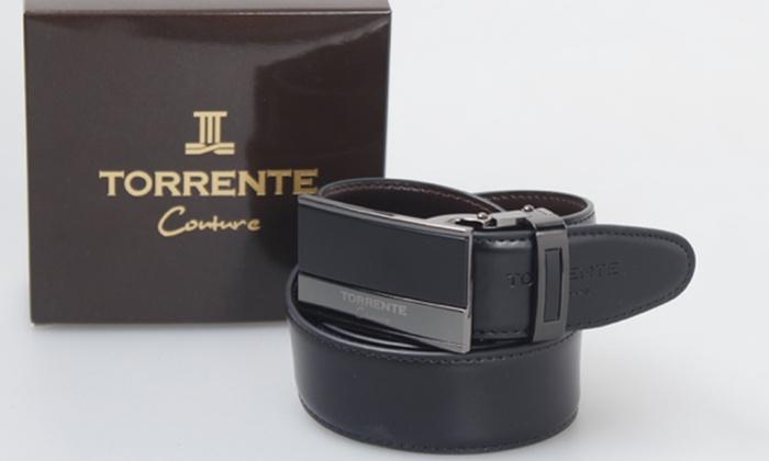 fe380d6c532b Ceintures cuir Torrente Couture   Groupon