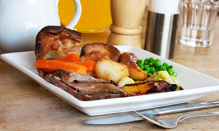 Bistro-Style Sunday Roast and Dessert for Up to Four at Lacey's Bistro (Up to 29% Off)