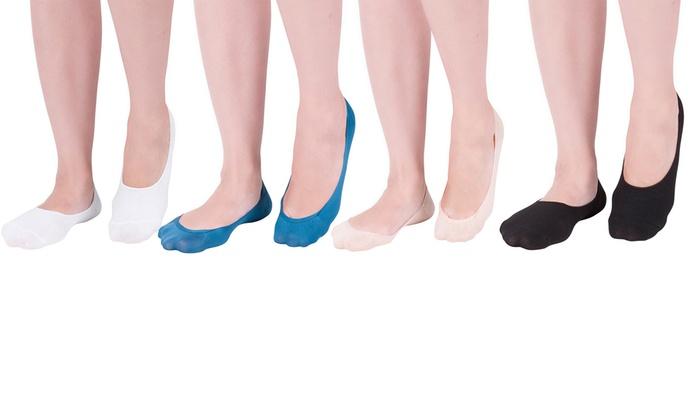 Peds Women's Shoe Liner (12-Pack)
