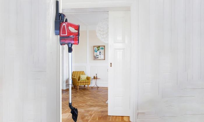 aspirateur balai cyclonique groupon. Black Bedroom Furniture Sets. Home Design Ideas