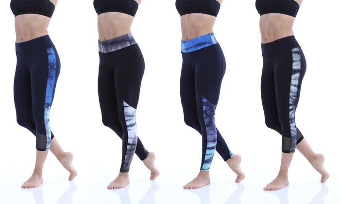 Balance Tie-Dye Bottoms (Plus Sizes Available)