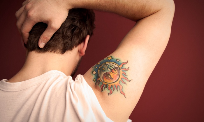 Riverside Health & Wellness - Midtown: Three Tattoo-Removal Treatments on One Area at Riverside Health & Wellness (Up to 67% Off). Three Options Available.
