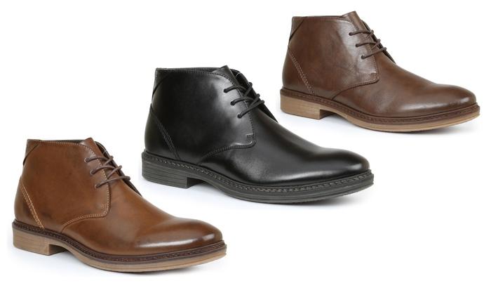 IZOD Nocturne Men's Chukka Boots (Size 7) | Groupon