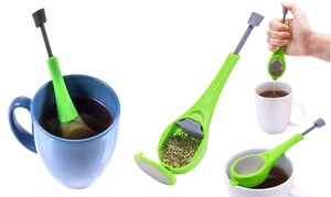 Healthy Total Tea Steeper and Infuser, Filter and Strain for Infusion
