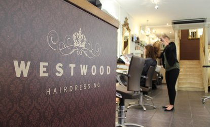 image for Cut, Blow-Dry and Choice of Treatment with Optional Conditioning or Highlights at Westwood (Up to 67% Off)