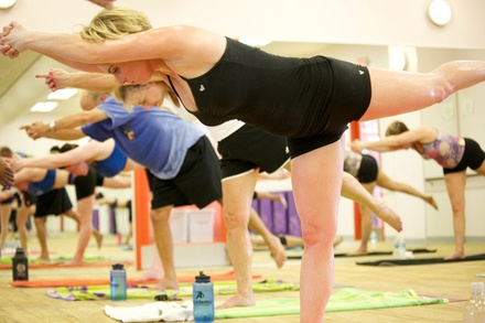 Yoga Classes Hot Yoga Plus Groupon