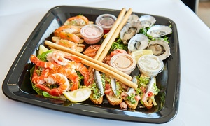 Richmond Oysters: Take-Home Seafood Platter for up to Three ($49) or Seven People ($99) from Richmond Oysters (Up to $199 Value)