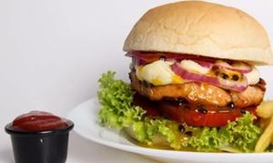 Armazém Grill: Armazém Grill - Setor Bela Vista: hambúrguer para 1 ou 2 pessoas + acompanhamento