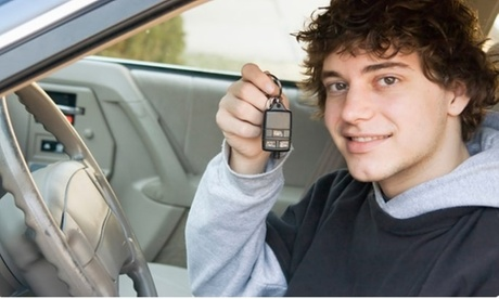 $19 for Online Driver's Ed with DMV Completion Certificate from MyCaliforniaPermit.com ($65 Value)