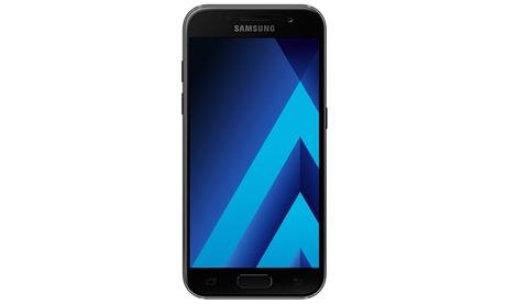Smartphone nuevo Samsung Galaxy A3 2017 con pantalla de 4,7'' (entrega gratuita)