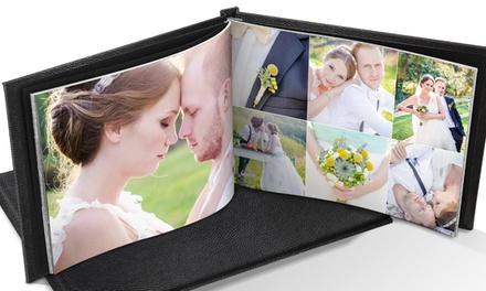 Álbum de boda personalizado con PrinterPix (hasta 56% de descuento)