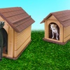 Comfy Cabin Dog Houses