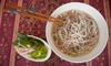 Pho So 9 - Cypress: $12 for $22 Worth of Vietnamese Cuisine for Dinner at Pho So 9