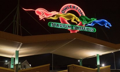 Greyhound Race Night with Racecard, Two Drinks and One Bet for Up to Four at Sheffield Sports Stadium (14% Off)