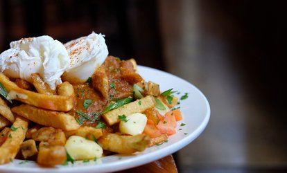 Canadian Cuisine at Argyle Attic (Up to 38% Off). Two Options Available.