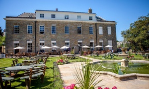 Stanmer House: Afternoon Tea with Optional Prosecco for Two or Four at Stanmer House (Up to 42% Off)