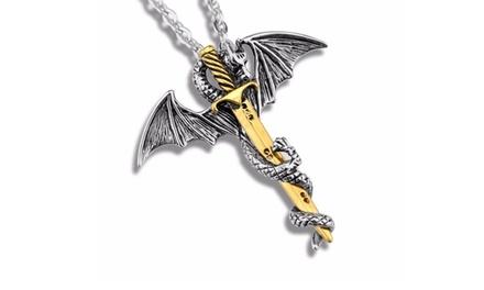 Collana con drago Game of Thrones