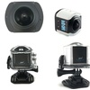 TechComm 360C 16MP Photo and Video Action WiFi Camera