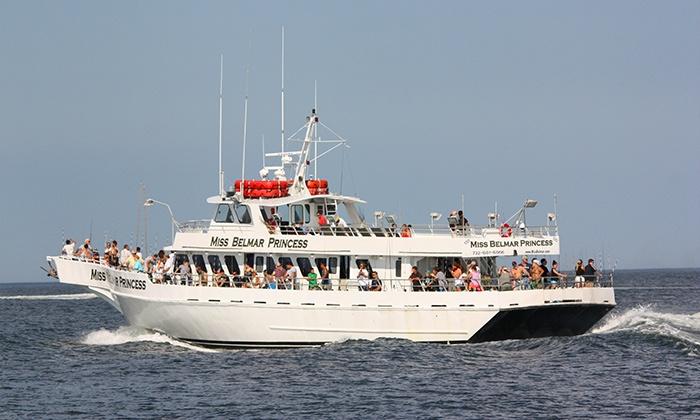 Miss belmar princess in belmar nj groupon for Belmar nj fishing boats