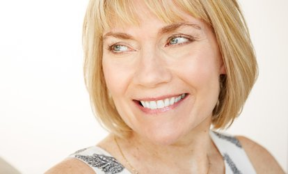 Up to 65% Off Nonsurgical Facelift or Necklift