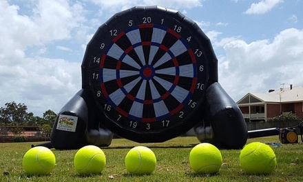 OneHour Session of Football Darts for Up to Six at Leen Valley Golf Club