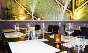 La Place: Menu dégustation 4 services au choix pour 2 ou 4 personnes dès 49,99 € au restaurant La Place